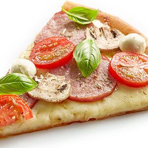 part de pizza ô-pizza sedan